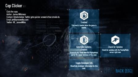 BLT Mod Info Page