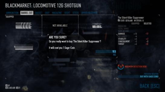 GoonMod Weapon Mod Shop